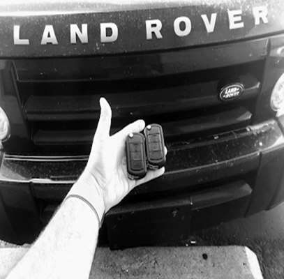 Land Rover Car Key Replacement
