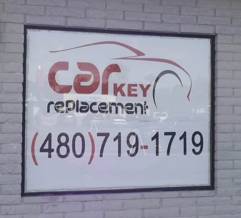 Car Key Replacement Office
